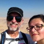 Israel Trail Days 36 and 37 Be'er Efe to Makhtesh Hakatan