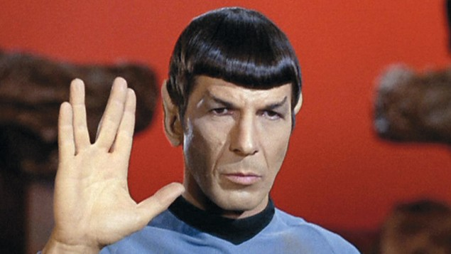 Spock Priestly Blessing