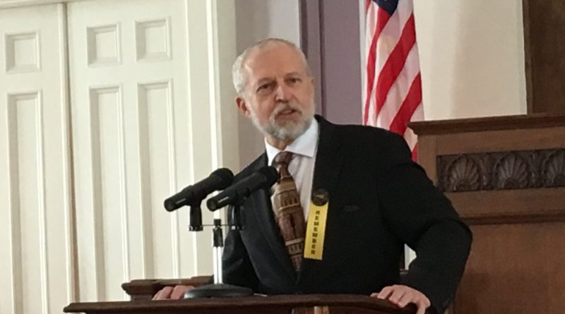 Rabbi Barry Leff